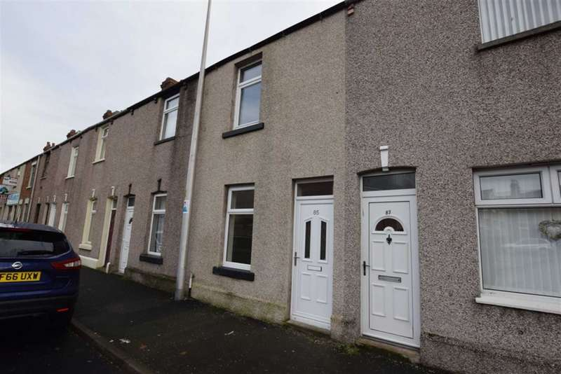 3 Bedrooms Property for sale in Rawlinson Street, Barrow-in-Furness, Cumbria