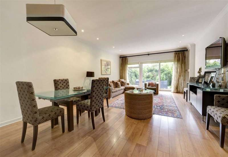 4 Bedrooms House for sale in Grove End Road, London, NW8
