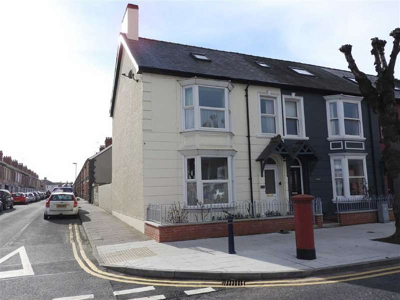 6 Bedrooms Semi Detached House for sale in Park Avenue, Aberystwyth