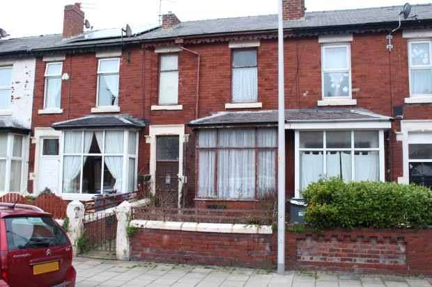 3 Bedrooms Terraced House for sale in Victory Road,, Blackpool, Lancashire, FY1 3JT