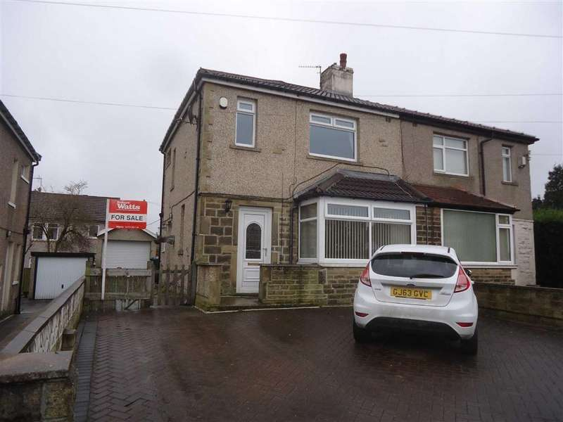 3 Bedrooms Semi Detached House for sale in Elmfield Drive, Bradford, West Yorkshire, BD6