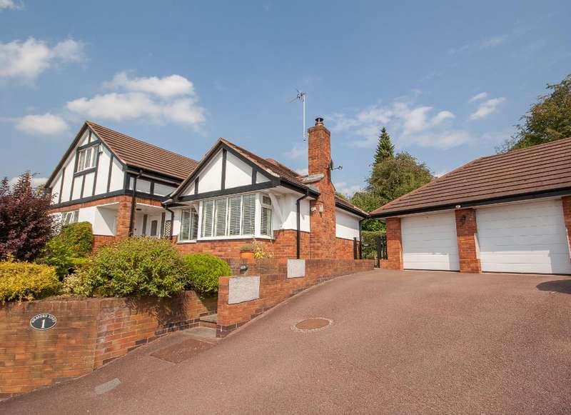 3 Bedrooms Detached House for sale in Holly Bank, Audlem