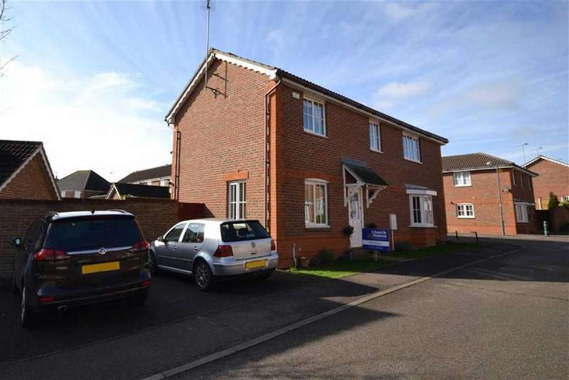 3 Bedrooms Semi Detached House for sale in Silvester Way, Chelmsford, Essex