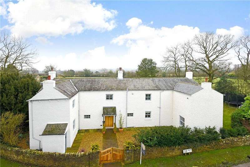 5 Bedrooms Equestrian Facility Character Property for sale in Tithe Barn Lane, Bardsey, Leeds, West Yorkshire
