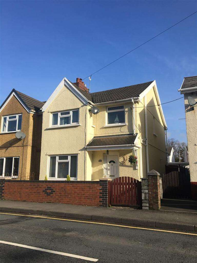 3 Bedrooms House for sale in Wind Road, Ystradgynlais, Swansea