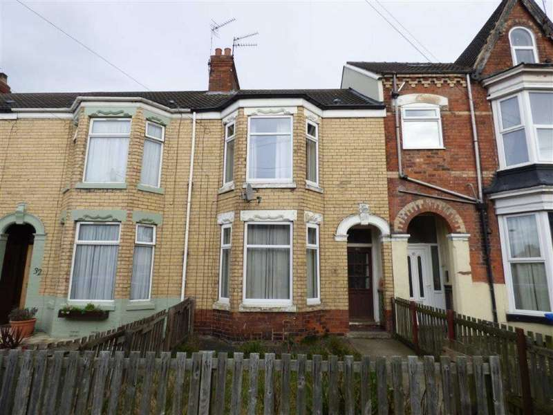 3 Bedrooms Terraced House for sale in Westcott Street, Hull, East Yorkshire, HU8