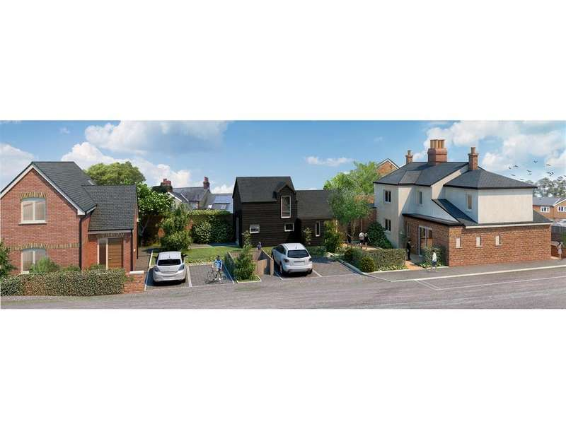 2 Bedrooms Semi Detached House for sale in Sir John Barleycorn, Ougtonhead Way, Hitchin
