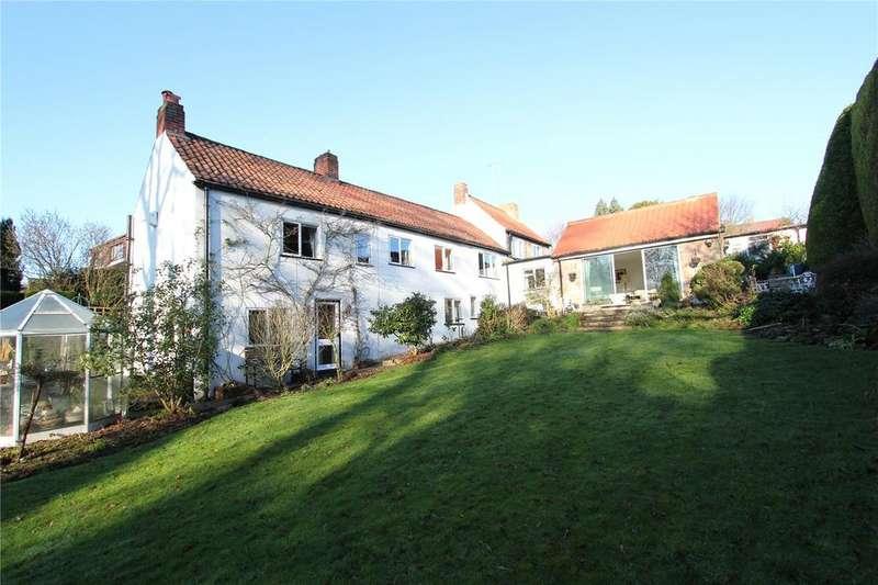 5 Bedrooms Detached House for sale in Oldcotes, Worksop, Nottinghamshire