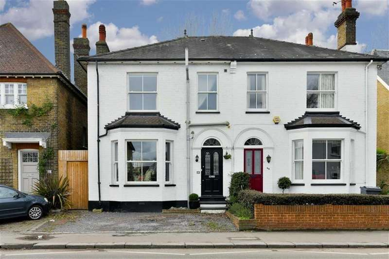 3 Bedrooms Semi Detached House for sale in South Street, Epsom, Surrey