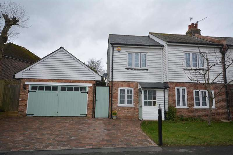 3 Bedrooms Semi Detached House for sale in Potmans Lane, Bexhill-On-Sea