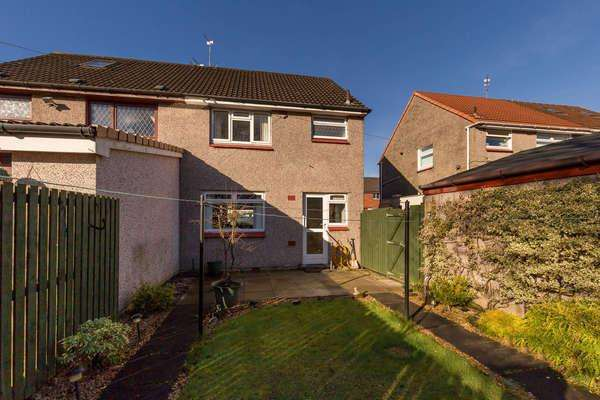 3 Bedrooms Semi-detached Villa House for sale in 95 Muirside Avenue, Kirkintilloch, Glasgow, G66 3PP