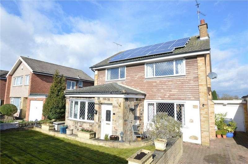 4 Bedrooms Detached House for sale in Arthursdale Grange, Scholes, Leeds, West Yorkshire