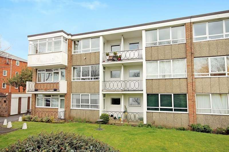 1 Bedroom Flat for sale in Llandaff Court, Downview Road BN11 4QU
