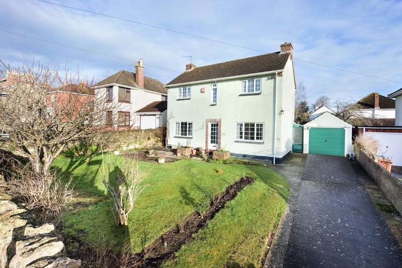 3 Bedrooms Detached House for sale in Oakfield Road, Frome
