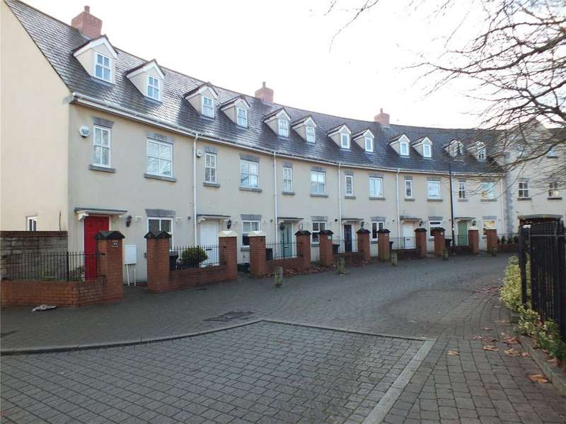 3 Bedrooms Terraced House for sale in Longridge Way, Weston Village, Weston-Super-Mare, North Somerset, BS24