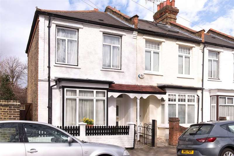 2 Bedrooms End Of Terrace House for sale in Herbert Gardens, Chiswick, London