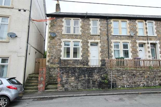 3 Bedrooms End Of Terrace House for sale in Hanbury Road, Pontnewynydd, PONTYPOOL, Torfaen
