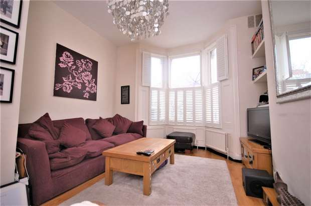 2 Bedrooms Flat for sale in High Street, Harlesden, London