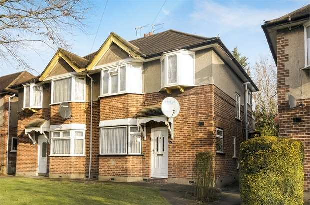 1 Bedroom Maisonette Flat for sale in Lowther Road, Stanmore, Middlesex
