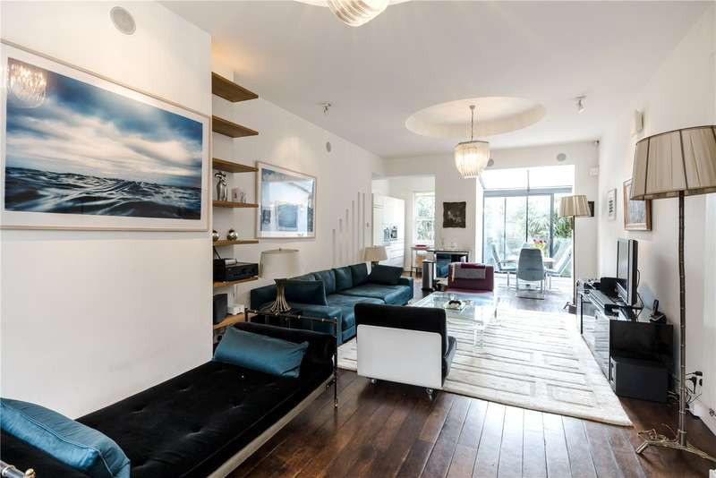 2 Bedrooms Flat for sale in All Saints Road, London, W11