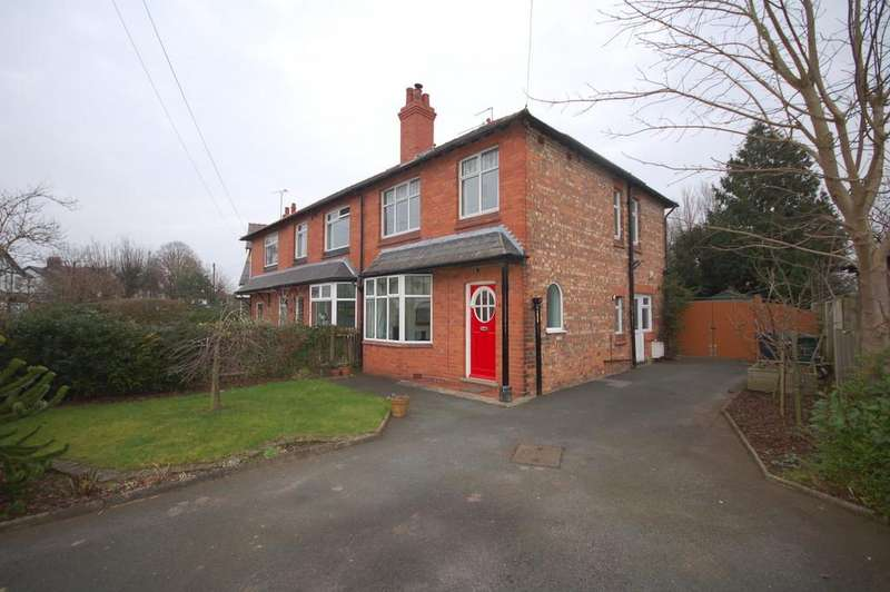 3 Bedrooms Semi Detached House for sale in Earlsway, Curzon Park