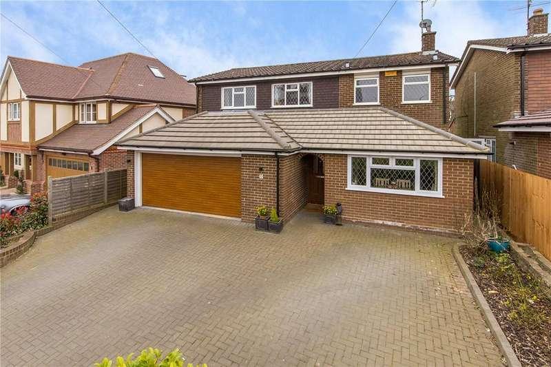 4 Bedrooms Detached House for sale in Manland Avenue, Harpenden, Hertfordshire