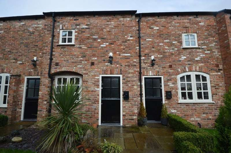 1 Bedroom Terraced House for sale in Griffin Farm, Heald Green