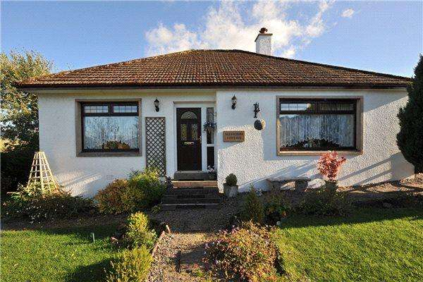 3 Bedrooms Detached House for sale in Ellesmere Cottage, 10 Lower Castleton, Glenlivet, Ballindalloch, Moray, AB37
