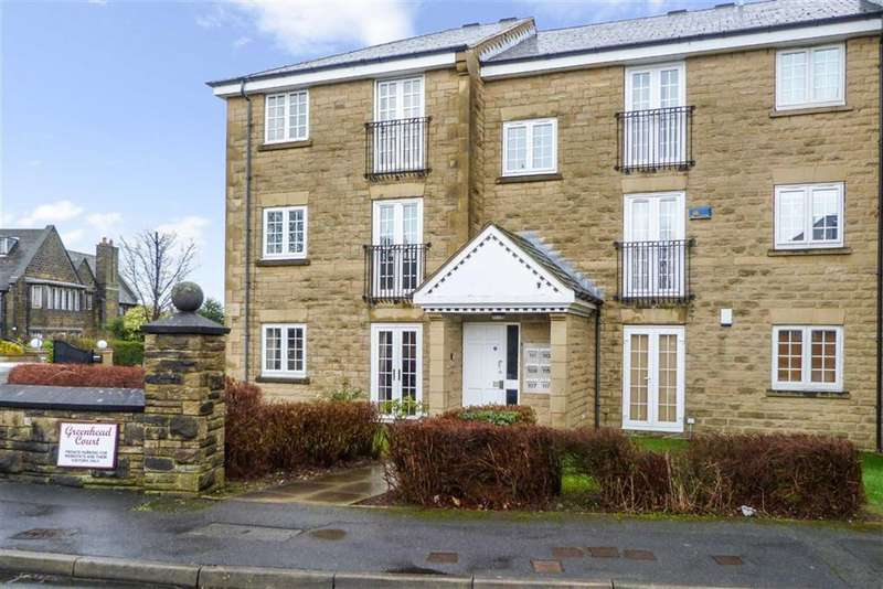 2 Bedrooms Property for sale in 107, Greenhead Court, Mountjoy Road, Huddersfield