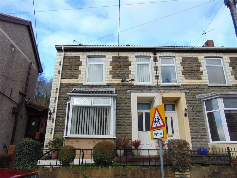 3 Bedrooms Property for sale in Greenfield Terrace, Abercynon