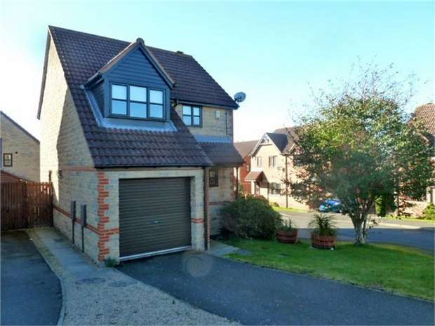 3 Bedrooms Detached House for sale in St Godrics Drive, West Rainton, Houghton le Spring, Tyne and Wear