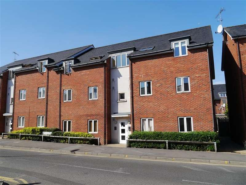 2 Bedrooms Apartment Flat for sale in Hieatt Close, Mount Pleasant, Reading, RG1