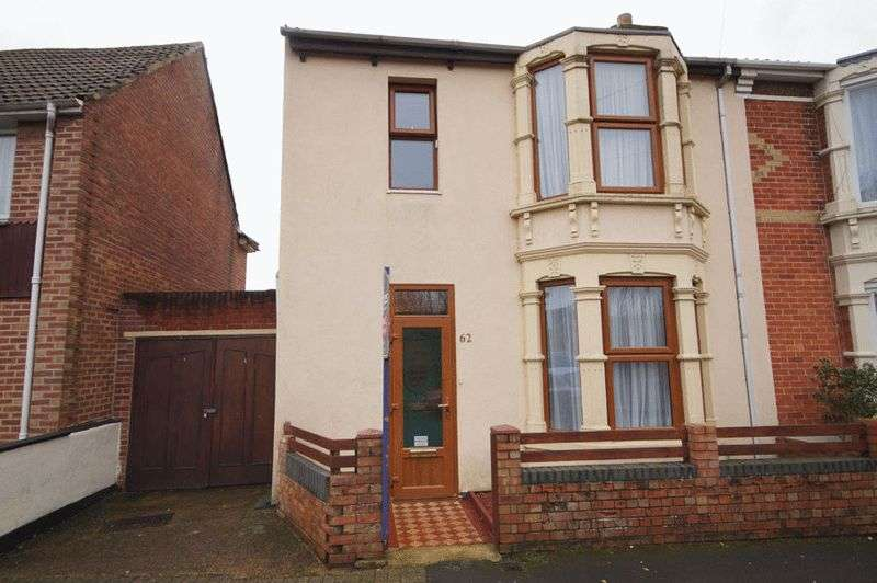 3 Bedrooms Semi Detached House for sale in Windsor Road, Portsmouth