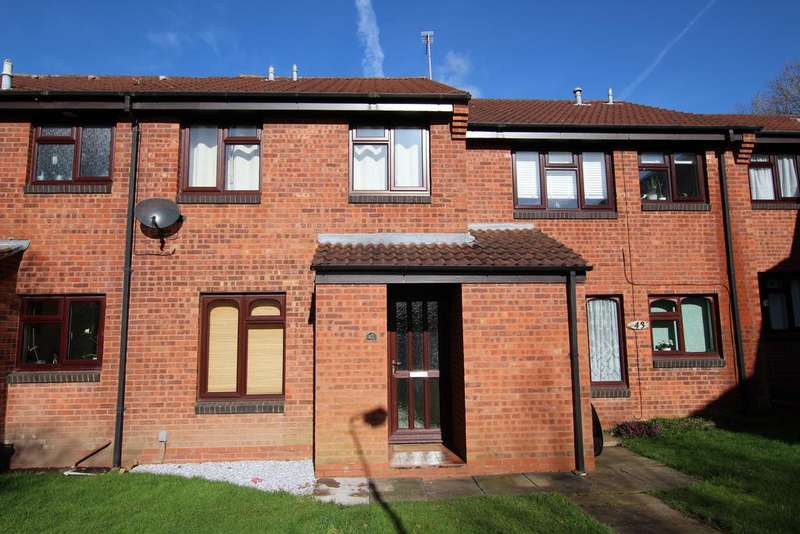 1 Bedroom Ground Maisonette Flat for sale in Fledburgh Drive, Newhall, Sutton Coldfield B76