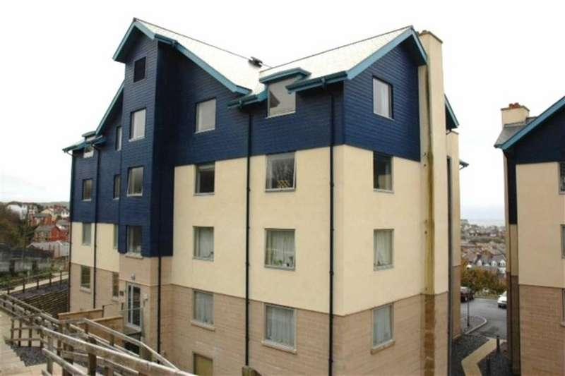 2 Bedrooms Flat for sale in 16, Plas Hafod, Parc Y Bryn, Aberystwyth, SY23