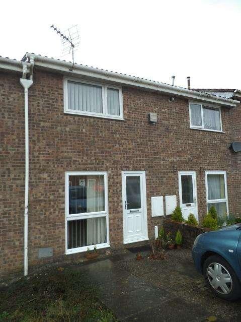 2 Bedrooms Terraced House for sale in Nant y Ffynnon, Brackla, Bridgend CF31