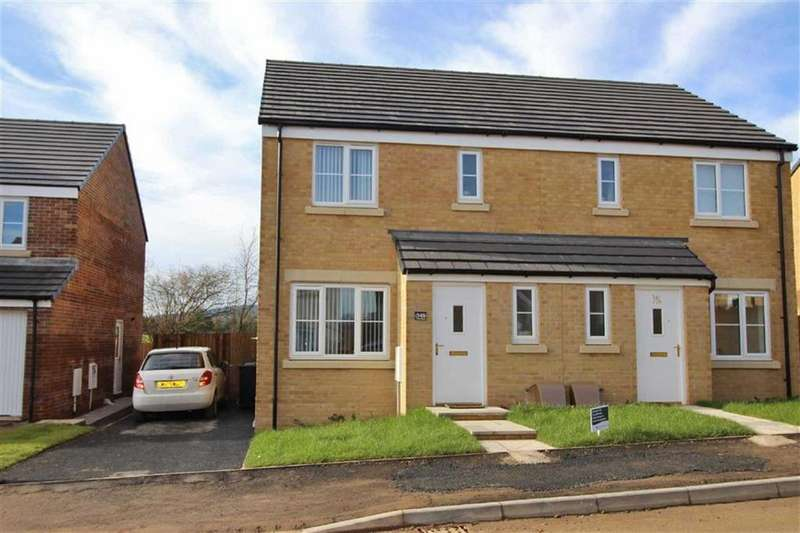 3 Bedrooms Semi Detached House for sale in Foley Road, Newent, Gloucestershire