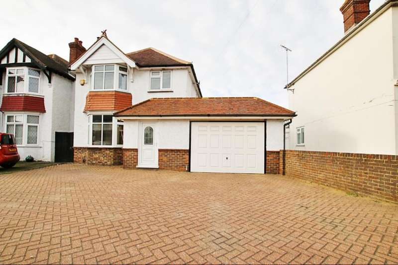 4 Bedrooms Detached House for sale in South Road, Hailsham BN27