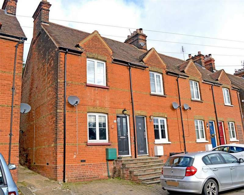 2 Bedrooms Terraced House for sale in 20 Sunnyside, Stansted