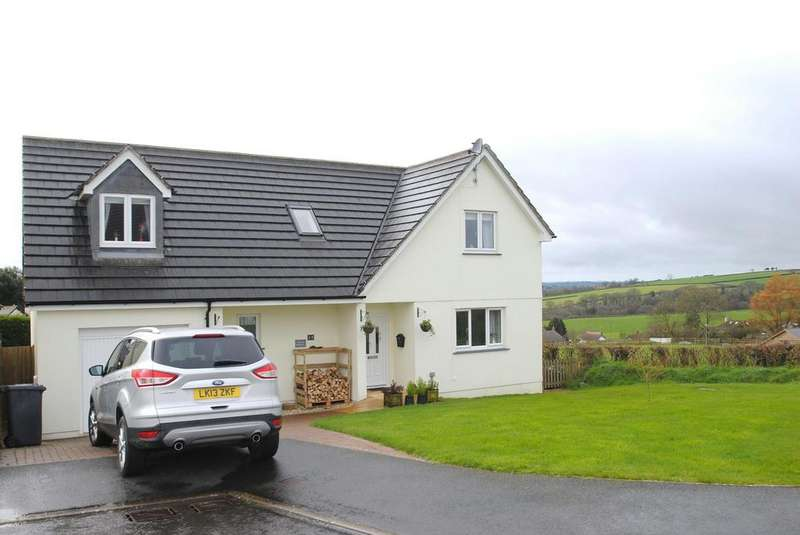 3 Bedrooms Detached House for sale in Joeys Field, Bishops Nympton