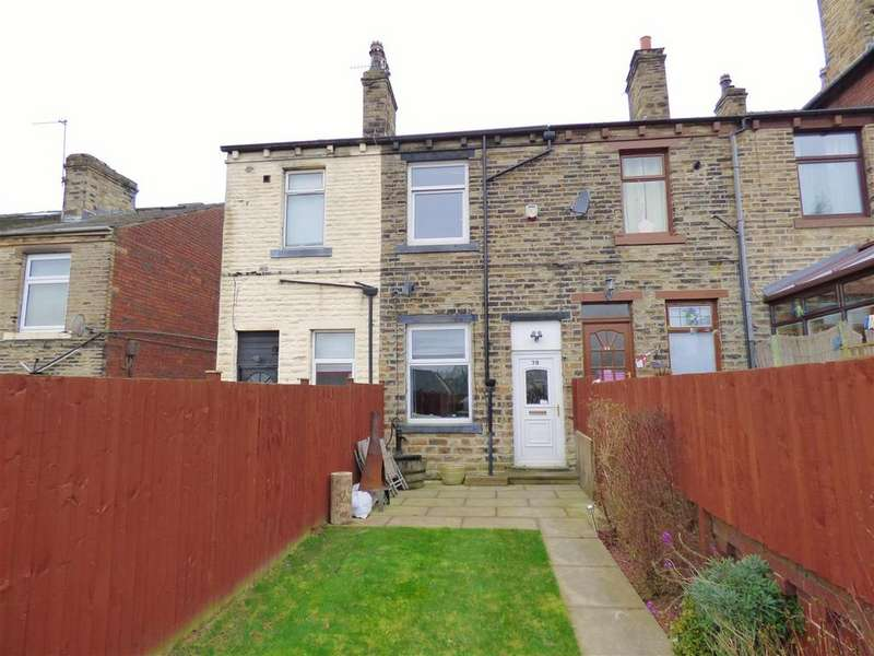 2 Bedrooms Terraced House for sale in Sykes Street, Cleckheaton