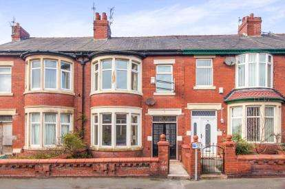 3 Bedrooms Terraced House for sale in Keswick Road, Blackpool, Lancashire, FY1