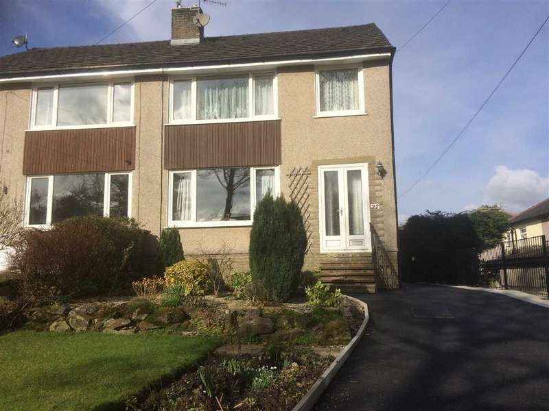 3 Bedrooms Semi Detached House for sale in Salterforth Road, Earby, Lancashire