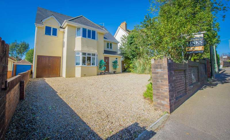 6 Bedrooms Detached House for sale in Exeter Road, Exmouth