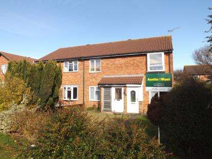 2 Bedrooms Maisonette Flat for sale in Fareham, Hampshire