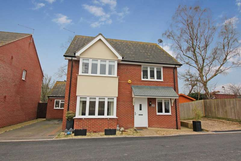 5 Bedrooms Detached House for sale in Diamond Way, Chilton