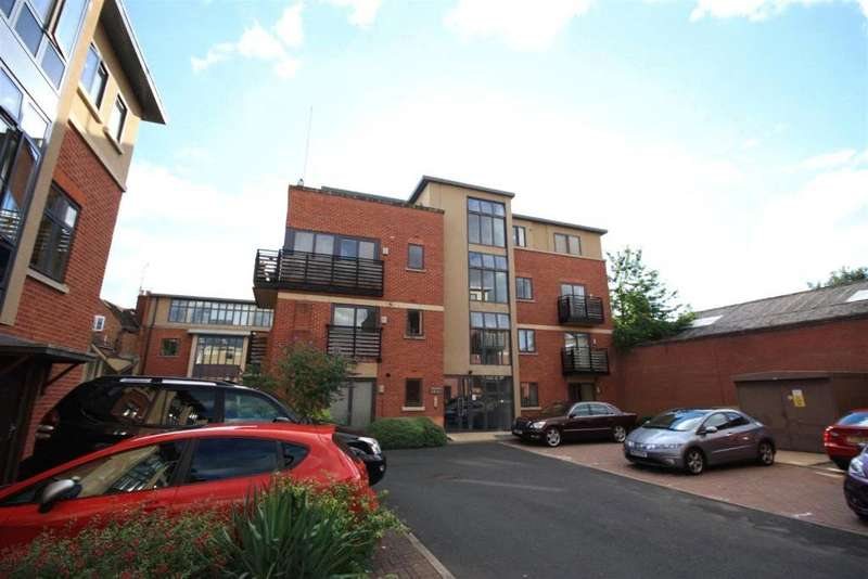 2 Bedrooms Flat for sale in Worcester