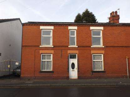 3 Bedrooms End Of Terrace House for sale in Haughton Green Road, Denton, Manchester, Greater Manchester