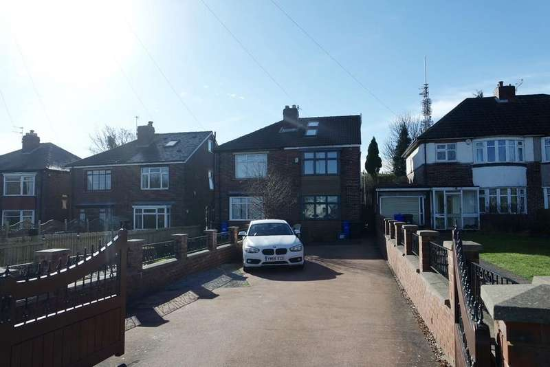 3 Bedrooms Semi Detached House for rent in Lydgate Lane, Crookes