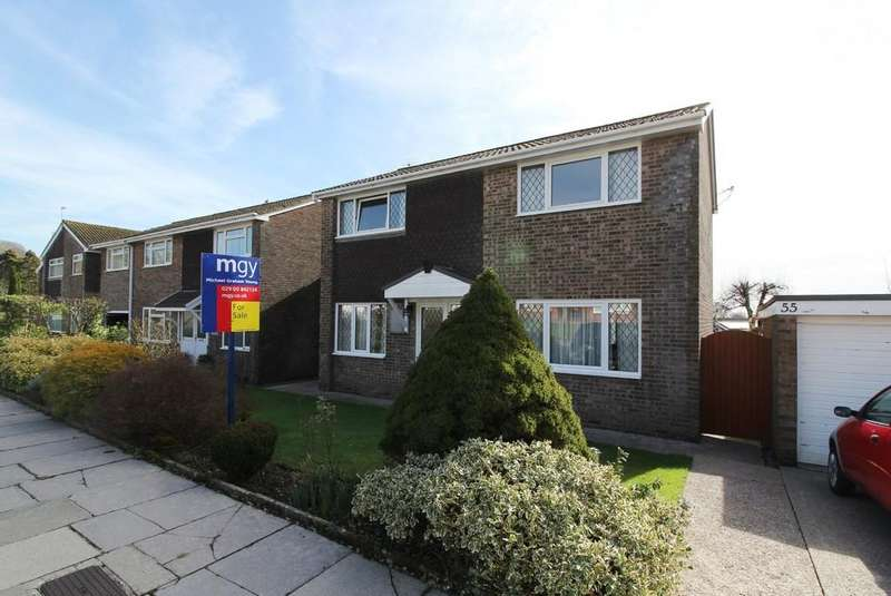 4 Bedrooms Detached House for sale in Parc y Bryn, Creigiau